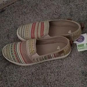 Sanuk Brook TX Slip On Loafers